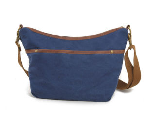 Redswan Vintage Canvas Crossbody Shoulder Bag Outdoor Girls Bags (RS-2071) pictures & photos