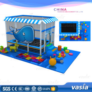 High Quality China Indoor Playground Children Play Toy pictures & photos