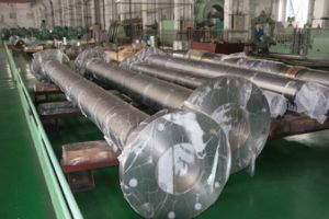 Marine Carbon Steel Shaft Forging pictures & photos
