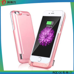 External Battery Pack Power Bank Charger Case Cover for iPhone 6s