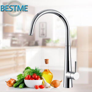 Ceramic Cartridge Brass Kitchen Tap (BF-20053) pictures & photos