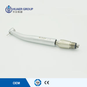 4 Spray Zero Retraction LED High Speed Dental Handpiece pictures & photos