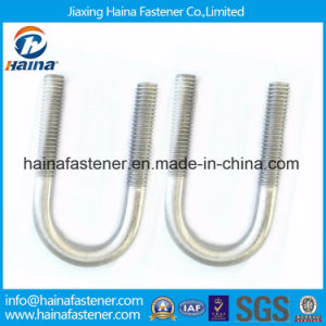 China Supplier Best Price Stainless Steel U-Bolt   pictures & photos