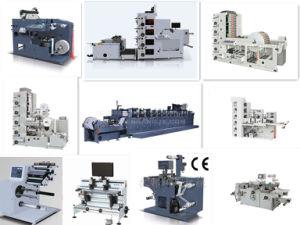 Flexo Sticker Label Printing Machine pictures & photos