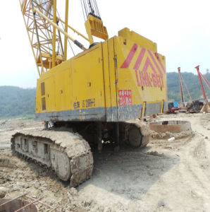 Used Japan Made Crawler Crane 50 Ton pictures & photos