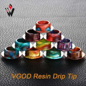 Vivismoke Epoxy Resin Drip Tip for Vogd Epoxy Resin Material Drip Tip Vgod