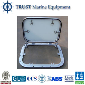 Marine A0 Class Fireproof Open Type Rectangular Window for Ship pictures & photos