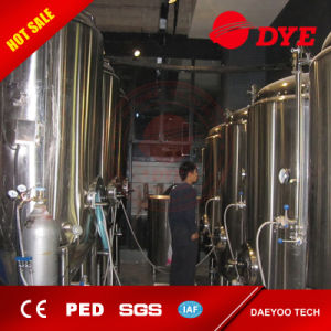 10bbl Air Forced Brewing System/Hot Liquor Tank/Mash Lauter Tun/Brew Kettle and Whirlpool 3 Vessels pictures & photos