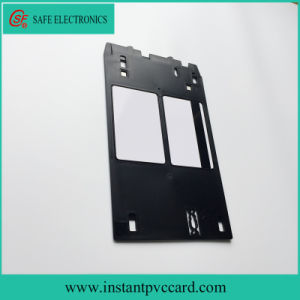 Inkjet PVC Card Tray for Canon Mg6350 Inkjet Printer pictures & photos
