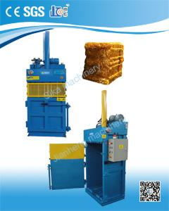 Ves20-8060 Vertical Baler for Waste Paper, Carton, Plastic Film, Pet Bottle Baling Press Machine Indonisia pictures & photos
