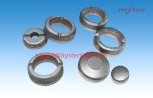 63HRC High Chromium White Iron Wear Donuts / Wear Buttons for Mining Abrasion pictures & photos