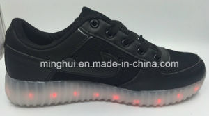 Women Kids USB Charging Light LED Shoes pictures & photos