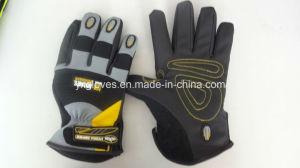 PU Glove-Industrial Glove-Bulding Glove-Winter Glove-Heavy Duty Glove-Gloves pictures & photos