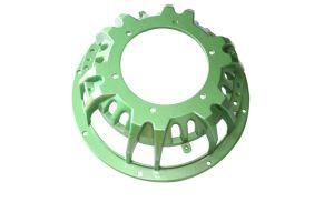 Green Aluminium Basket 10inch Speaker Parts-Speaker Frame pictures & photos