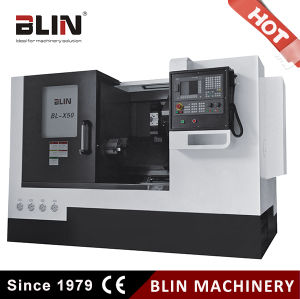 Bl-X50)Slant Bed CNC Lathe Machine with Taiwan Linear Guideway pictures & photos