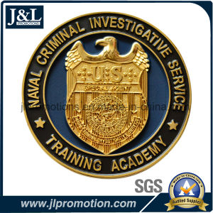 Customer Design 3D USA Eagle Metal Coin pictures & photos
