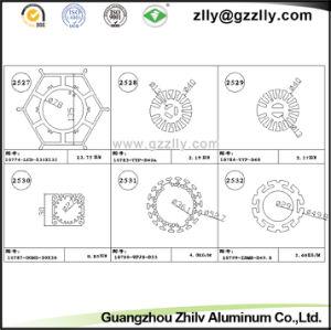 Anodic Oxidation Aluminum Profile Heatsink/Aluminum Alloy pictures & photos