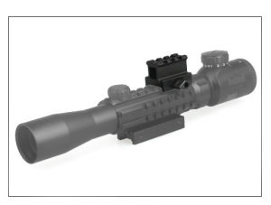 "Tactical Rifle Scope Mount 1"" High Riser Mount Cl24-0085 pictures & photos"