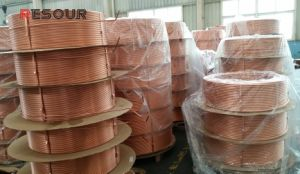 Inner Grooved Copper Tube, Copper Pipe pictures & photos