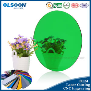 Guangzhou Manufacture Olsoon Acrylic Mirror Plastic Sheet pictures & photos