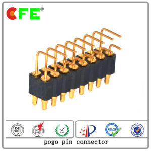 Right Angle Type Spring Loaded Contact Pin for LED Light pictures & photos