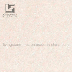 Pink Color Crystal Double Loading Polished Porcelain Tiles for Bedroom pictures & photos