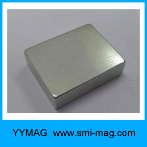 Super Strong Neodymium Magnet N 52 Block pictures & photos