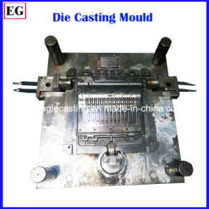 LED Lamp Light Components Aluminium Die Casting Mould Produce by Eagle pictures & photos