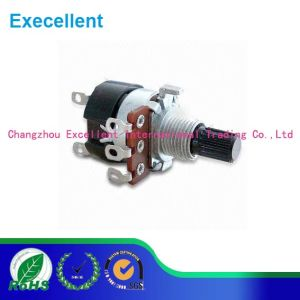 Rotary Potentiometer Suitable for Various Control Applications