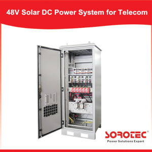 Shw48200 Solar 48VDC Power System for Telecom Base Station pictures & photos