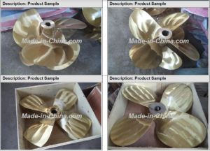 Advanced Low Price Marine Bronze Propeller pictures & photos