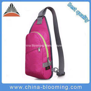 New Arrival Waterproof Shoulder Triangle Chest Pack Sling Backpack pictures & photos