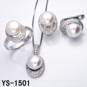Hotsale Design Fashion Jewelry Pearl Set pictures & photos