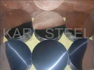 China High Quality 430 Cold Rolled Stainless Steel Polish Circle pictures & photos