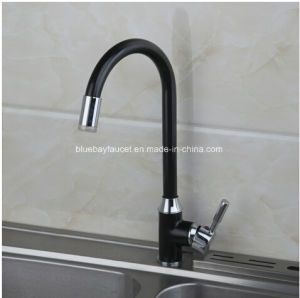 Black LED Kitchen Mixer with Ce Approval pictures & photos
