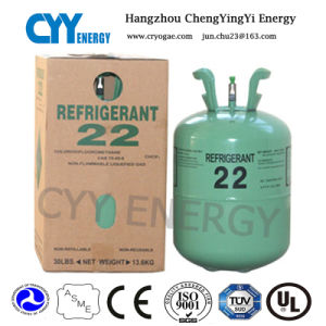 99.8% Purity Mixed Refrigerant Gas of Refrigerant R22 by GB pictures & photos
