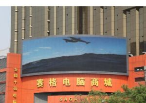Outdoor P16 LED Display for Advertising pictures & photos