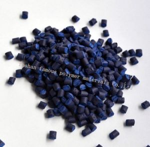 High Quality Blue Color Masterbatch with Best Price CB280 pictures & photos