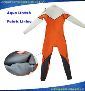 Fashion Design Men Waterproof Neoprene Snorkeling Plain Weetsuit pictures & photos