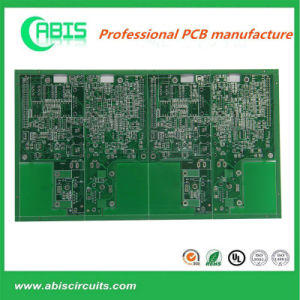Multilayer Green Ink V-Cut Electronic Rigid PCB pictures & photos