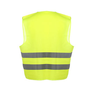 High Visibility Reflective Contruction Safety Vest with Class 2 Eniso 20471 pictures & photos