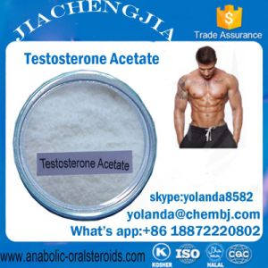 Steroid Powder Testosterone Acetate for Bodybuilding Fitness with Safe&Fast Shipping pictures & photos