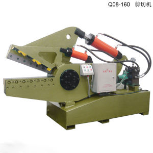 Alligator Equipment for Metal Scrap Alligator Shear-- (Q08-160A) pictures & photos