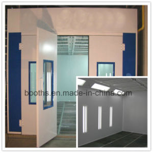 High Efficiency Oven Car Paint Booth with Ce Approved pictures & photos