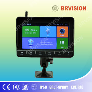 "7"" Android GPS Navigation & Rear View Monitor pictures & photos"
