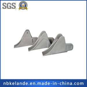Aluminum Custom Made CNC Machine Part with Casting Part pictures & photos