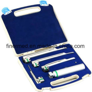 Reusable Fiber Optic Laryngoscope pictures & photos