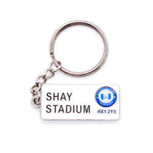 High Quality Customized Printed Metal Key Tag pictures & photos