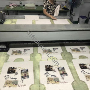 Fd-1838 Long Flatbed Printing Machine with White Ink pictures & photos