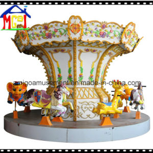 Purple and Blue Colors Great Painting Big Carousel Rides pictures & photos